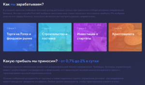 Закрытый инвестиционный клуб FrendeX
